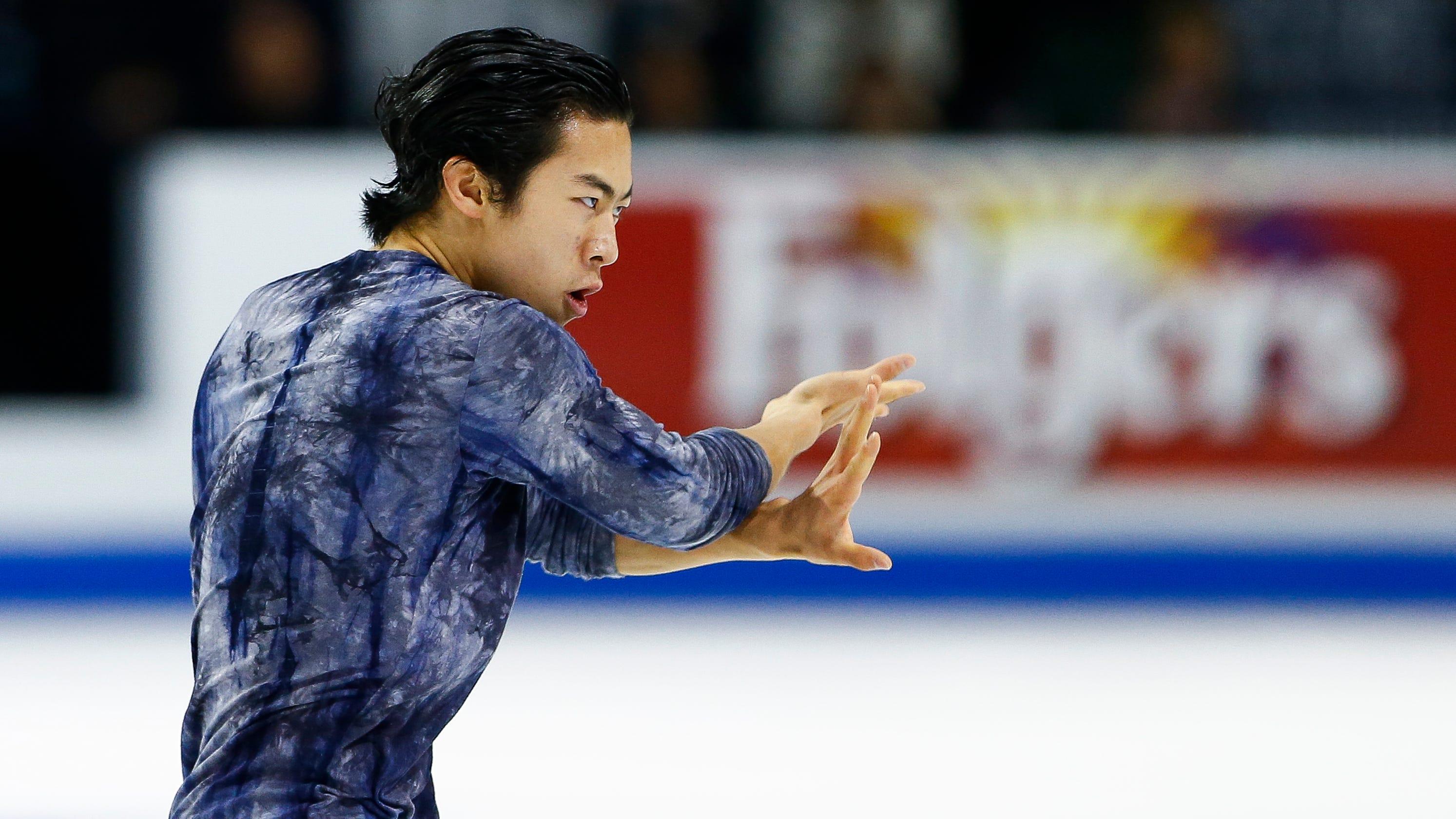 Nathan Chen, Alysa Liu headline U S  Figure Skating