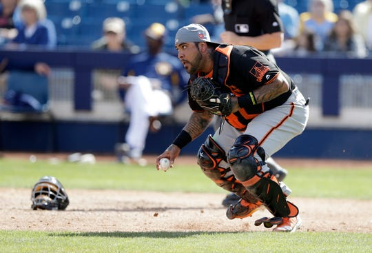 The Tigers have reportedly signed veteran catcher Hector Sanchez to a minor-league deal, according to MLB.com.