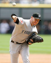 Former Blue Jays ace Roy Halladay nearly was traded to the Tigers in 2009, before being dealt the the Philadelphia Phillies.
