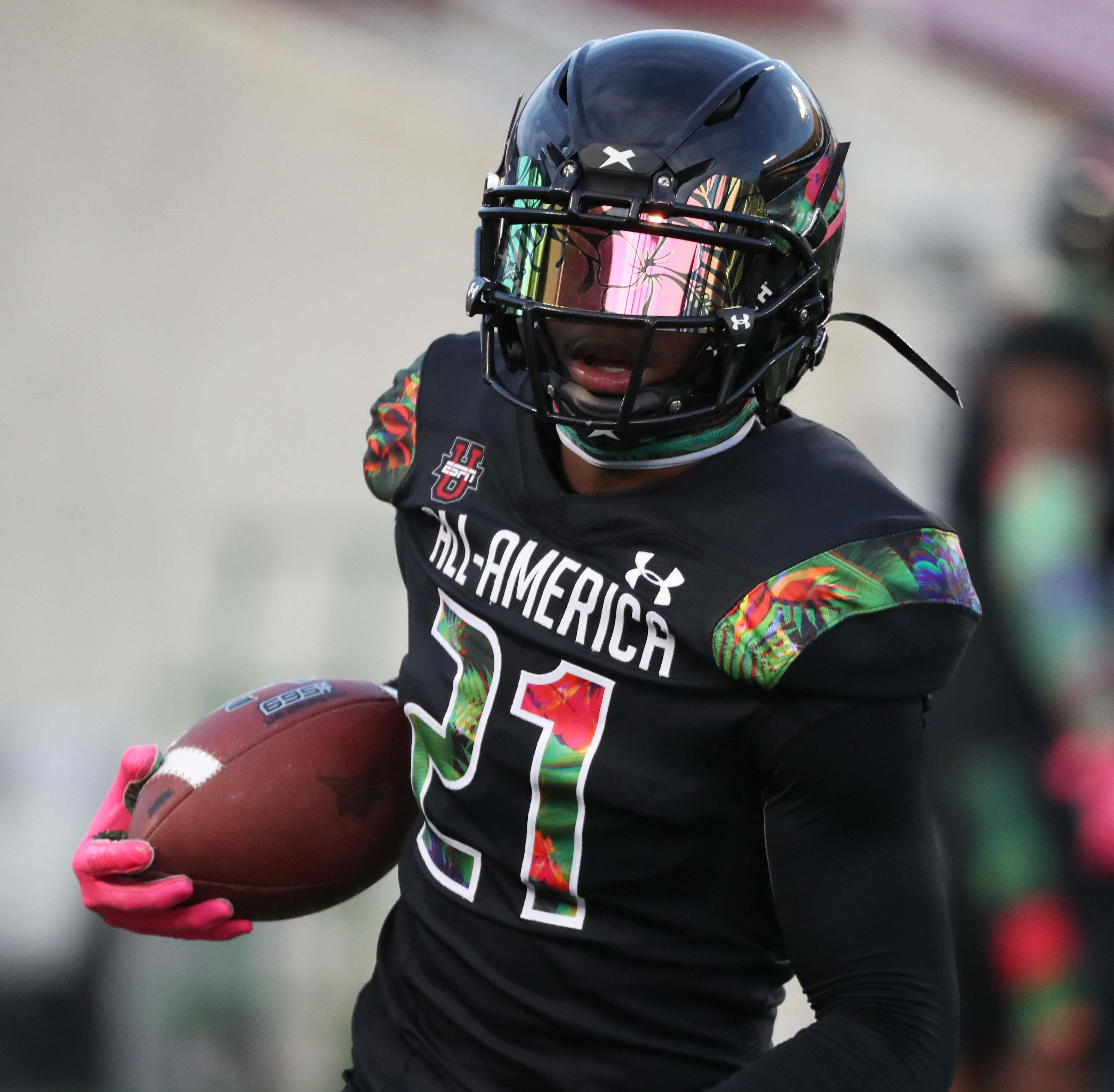 Shilo Sanders, son of NFL legend Deion Sanders, picks South Carolina over Colorado State