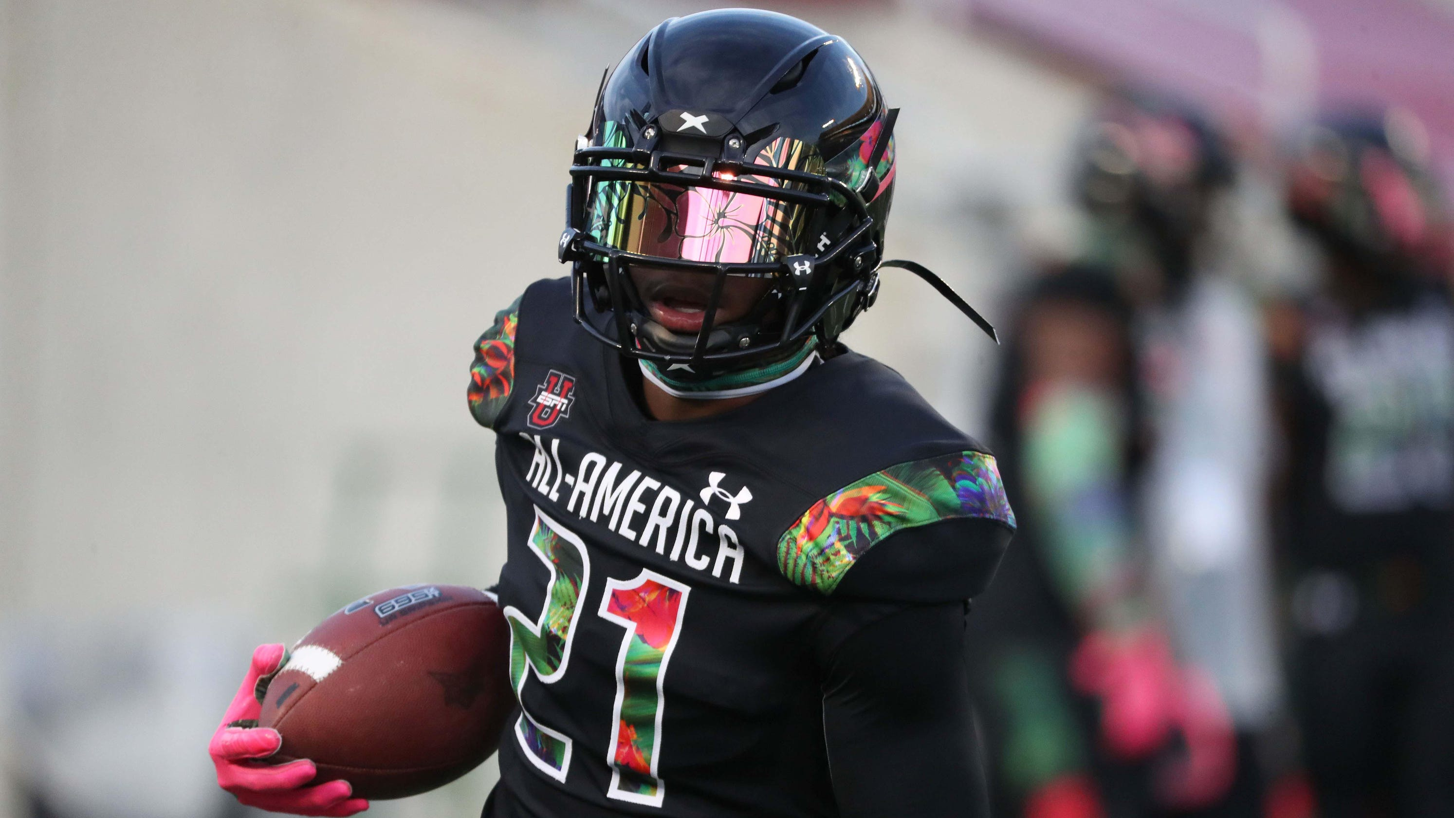 Shilo Sanders, son of Deion Sanders, commits to South ...