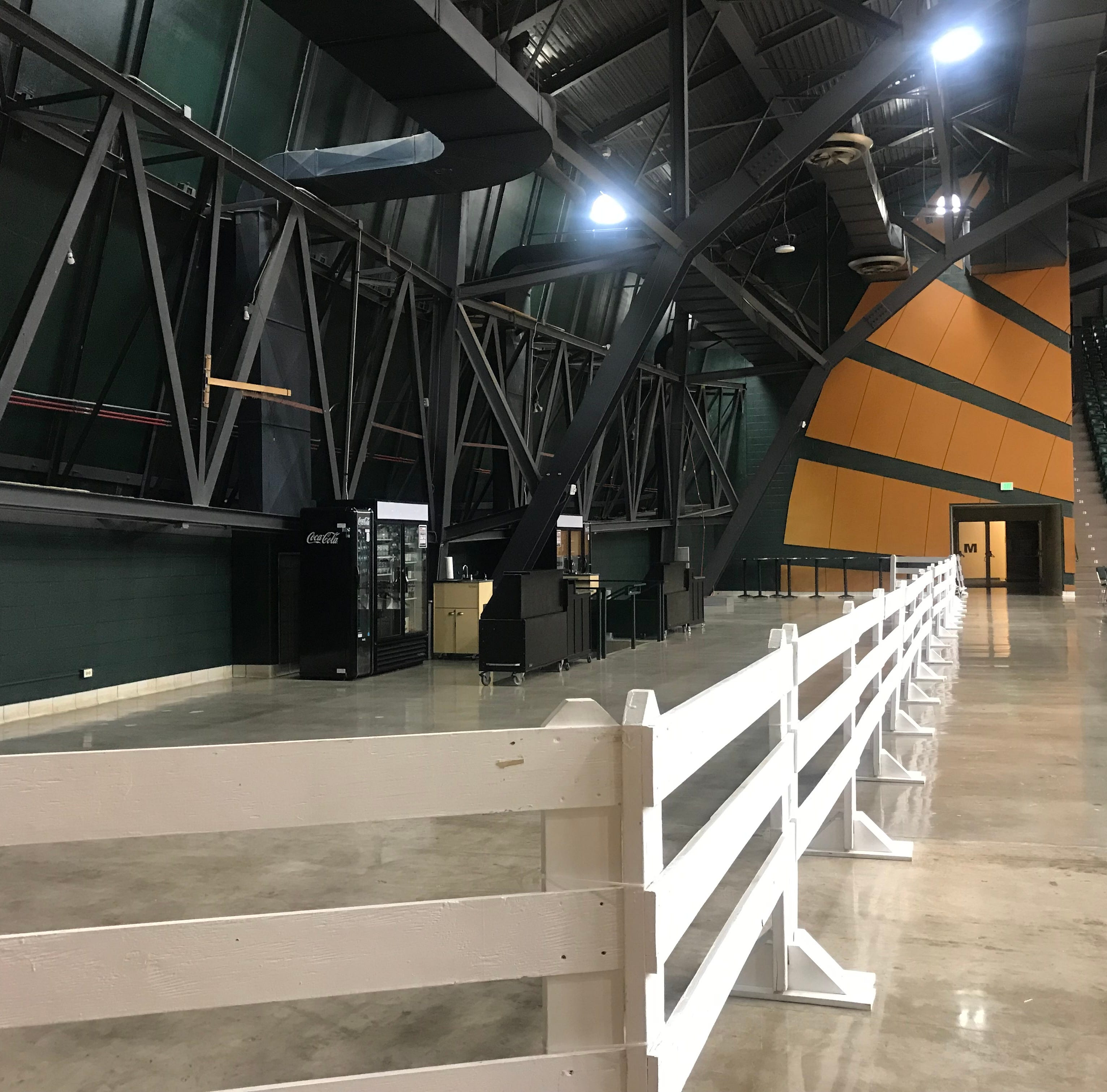 Colorado State University now serving beer and wine at Moby Arena