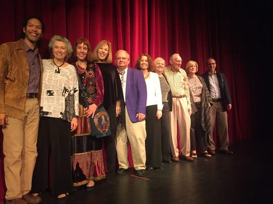 """Storytellers from 2018's """"The Elephant: Stories You'll Never Forget"""" at The Alliance for the Arts"""