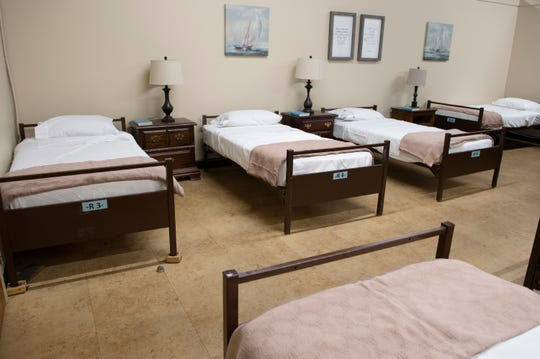 Miracle Hill's Greenville Rescue Mission is providing the beds for the new respite care program, while New Horizon Family Health Services will provide a nurse and medication.