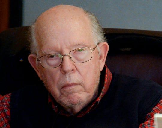Greenville County Councilman Bob Taylor