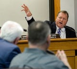 Rick Roberts voices concern about Greenville County EMS
