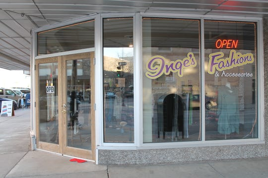 Inge's Fashions now open at 600 Central Plaza