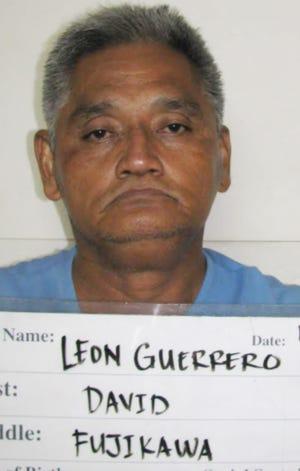 David Fujikawa Leon Guerrero