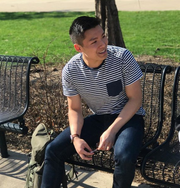 Aaron Lai said Tyler Trent's fight with cancer reminded him of his late grandfather. Neither gave up.