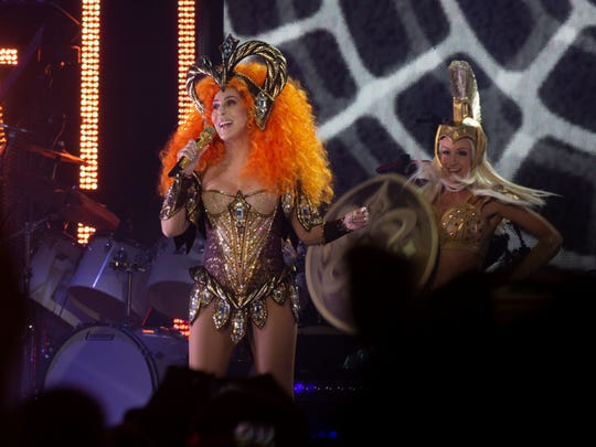 Cher will perform Feb. 14 at Bankers Life Fieldhouse.