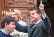 Sen. Todd Young, R-Indiana wants to add more federal judges to Indiana and several other states.
