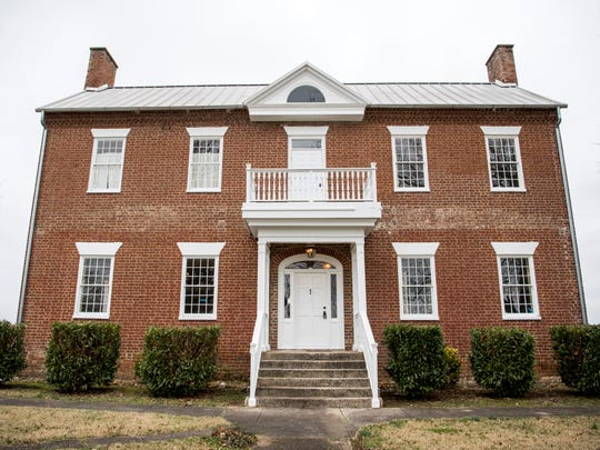 The Col. John Williams House, on Dandridge Avenue in Knoxville, is on the National Register of Historic Places.