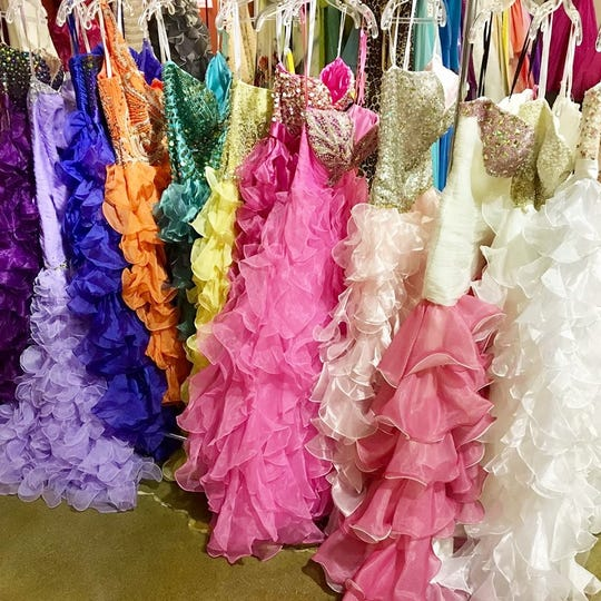 Southern Belles Closet, a seasonal formal wear consignment sale, is Feb. 1-23.