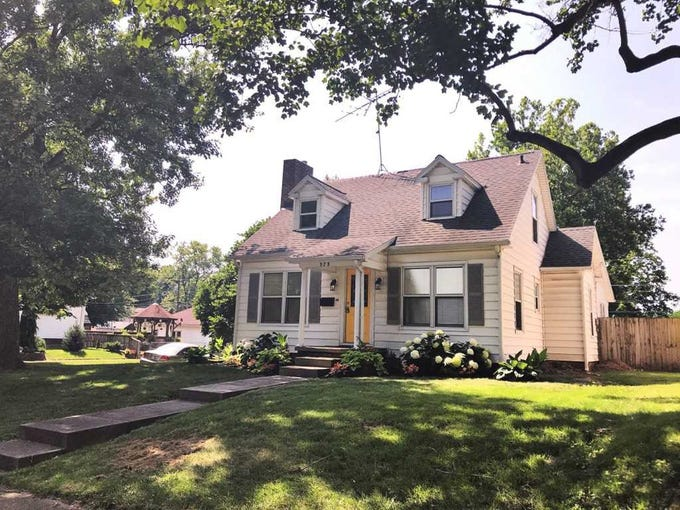 This four bedroom two bath home offers all of the charm of a small home, but with enough space to grow, located across the street from the Lafayette Country Club.
