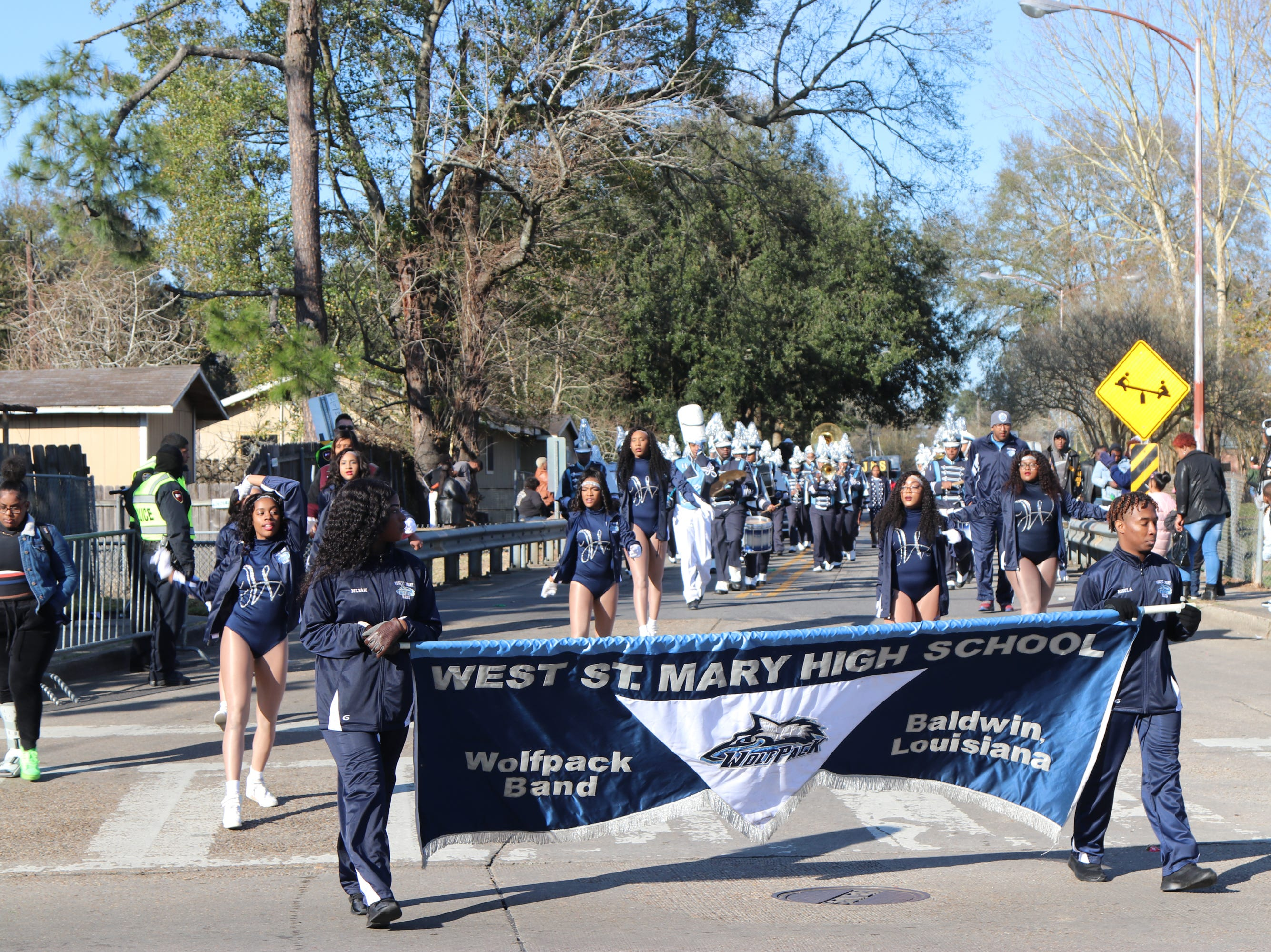 2019 Martin Luther King Parade Sunday, Jan. 20, 2019.
