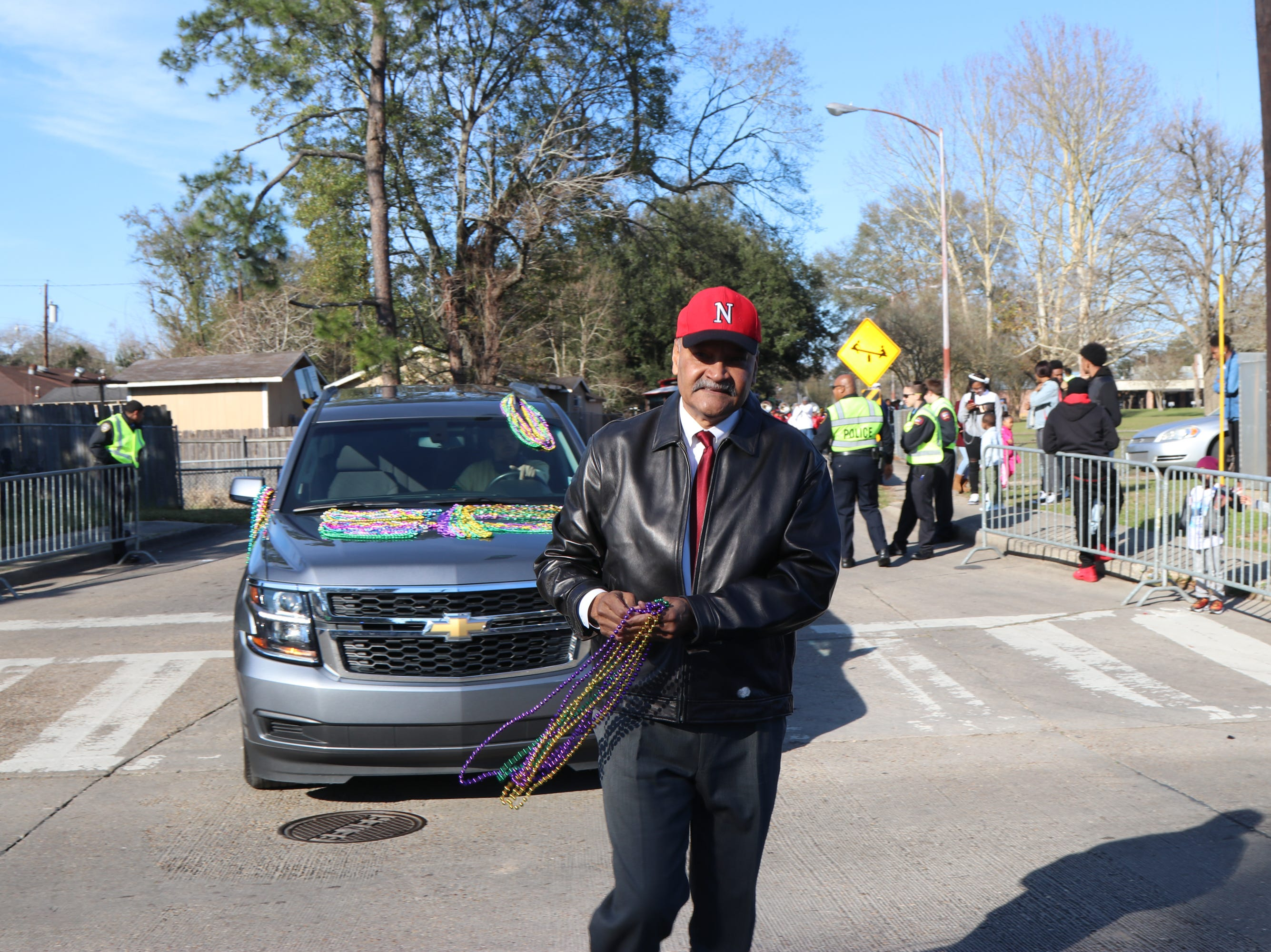 Martin Luther King Jr. Day Parade Marshall Mr. Greg Davis Sunday, Jan.20, 2019.