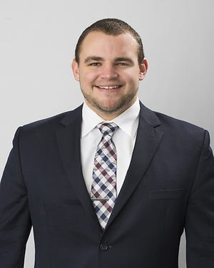 Mitchell Zajac, of Howell, was elected to the board of directors for WMU Cooley Law School on Feb. 22, 2020.