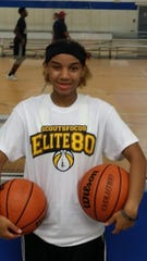 Peytin Chamble, 17, was a member of the Snider High School girls basketball team in Fort Wayne, Indiana.