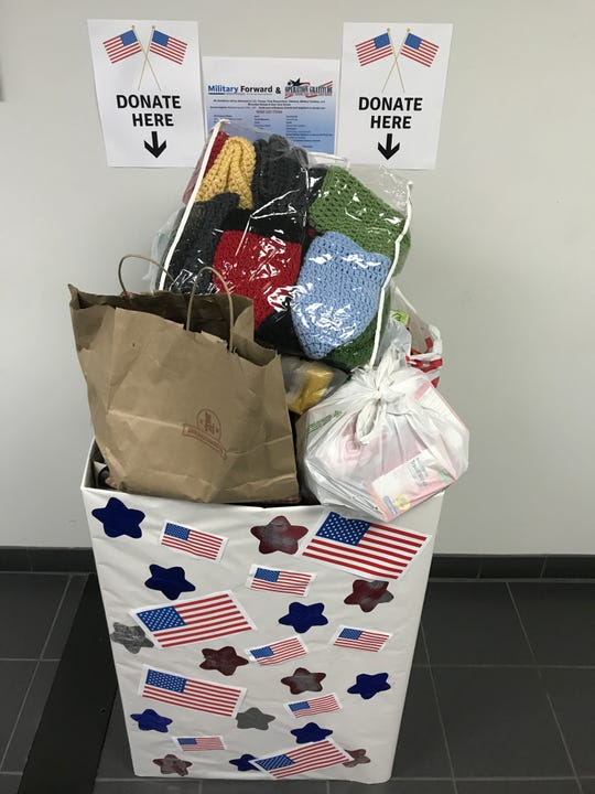 Courier Journal's Operation Gratitude drive was a huge success, thanks to our employees and readers.