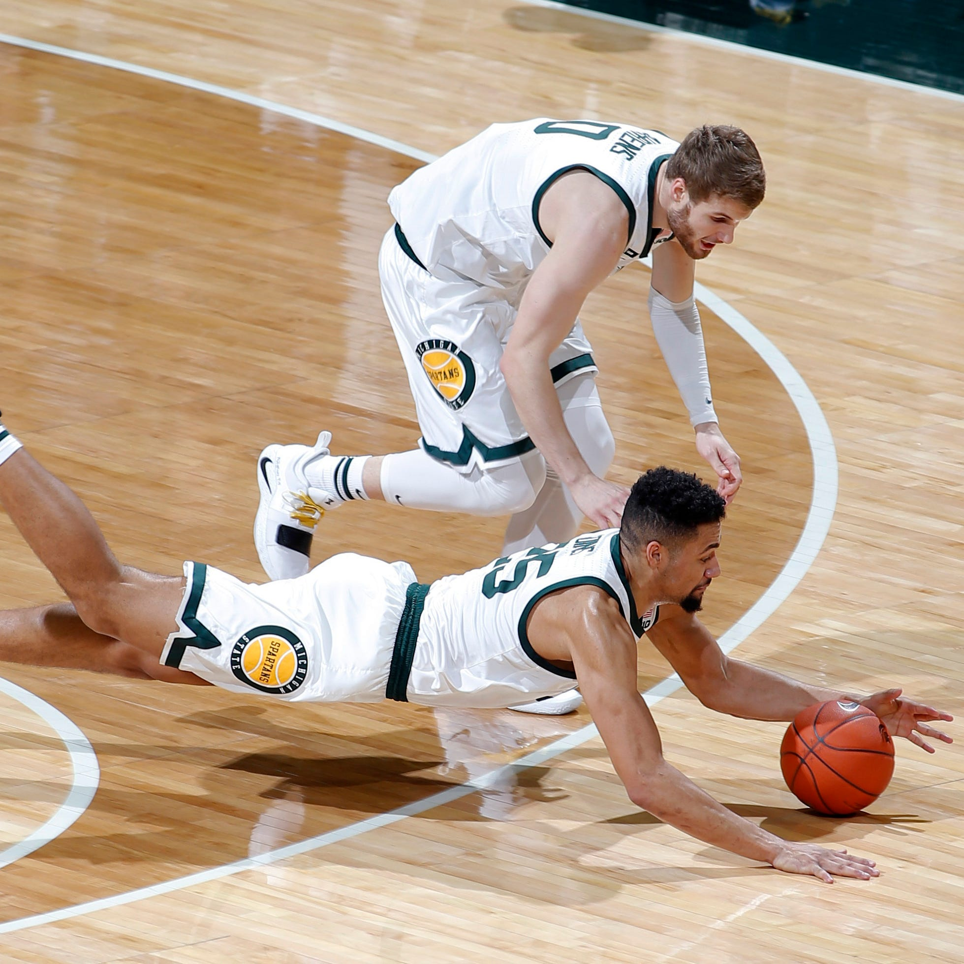 Couch: 3 quick takes on Michigan State's thumping of Maryland