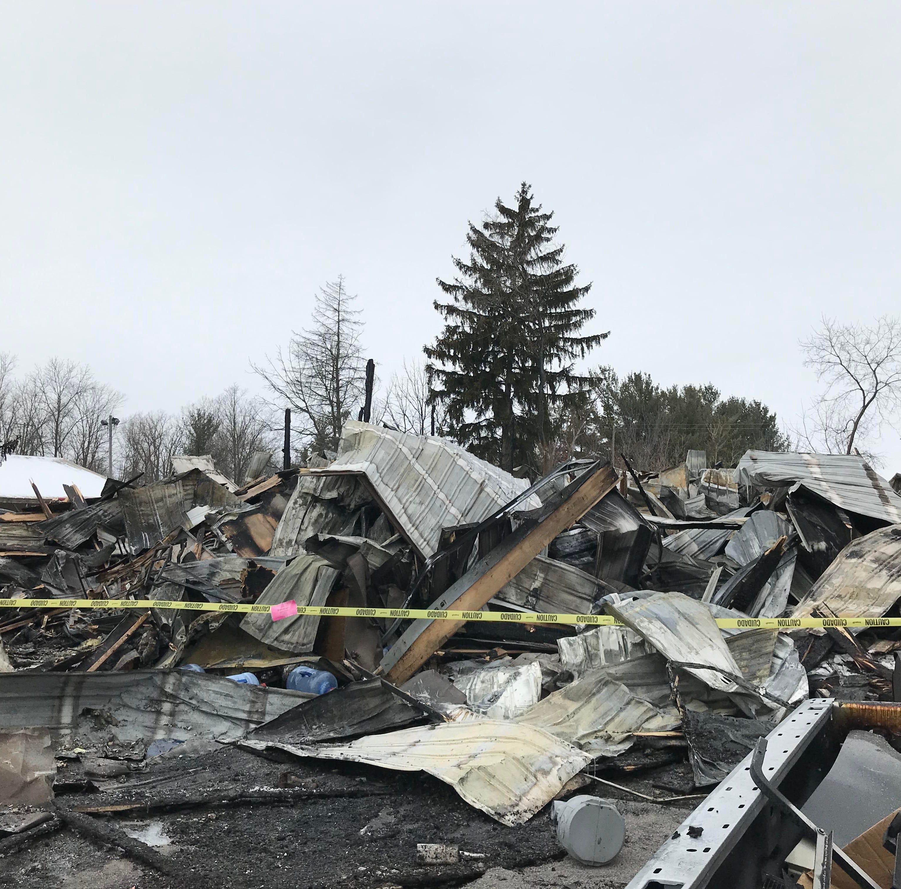 Fire at Sundance Chevrolet under investigation; Terry Hanks moves forward