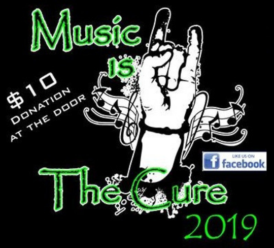 Music is the Cure 2019