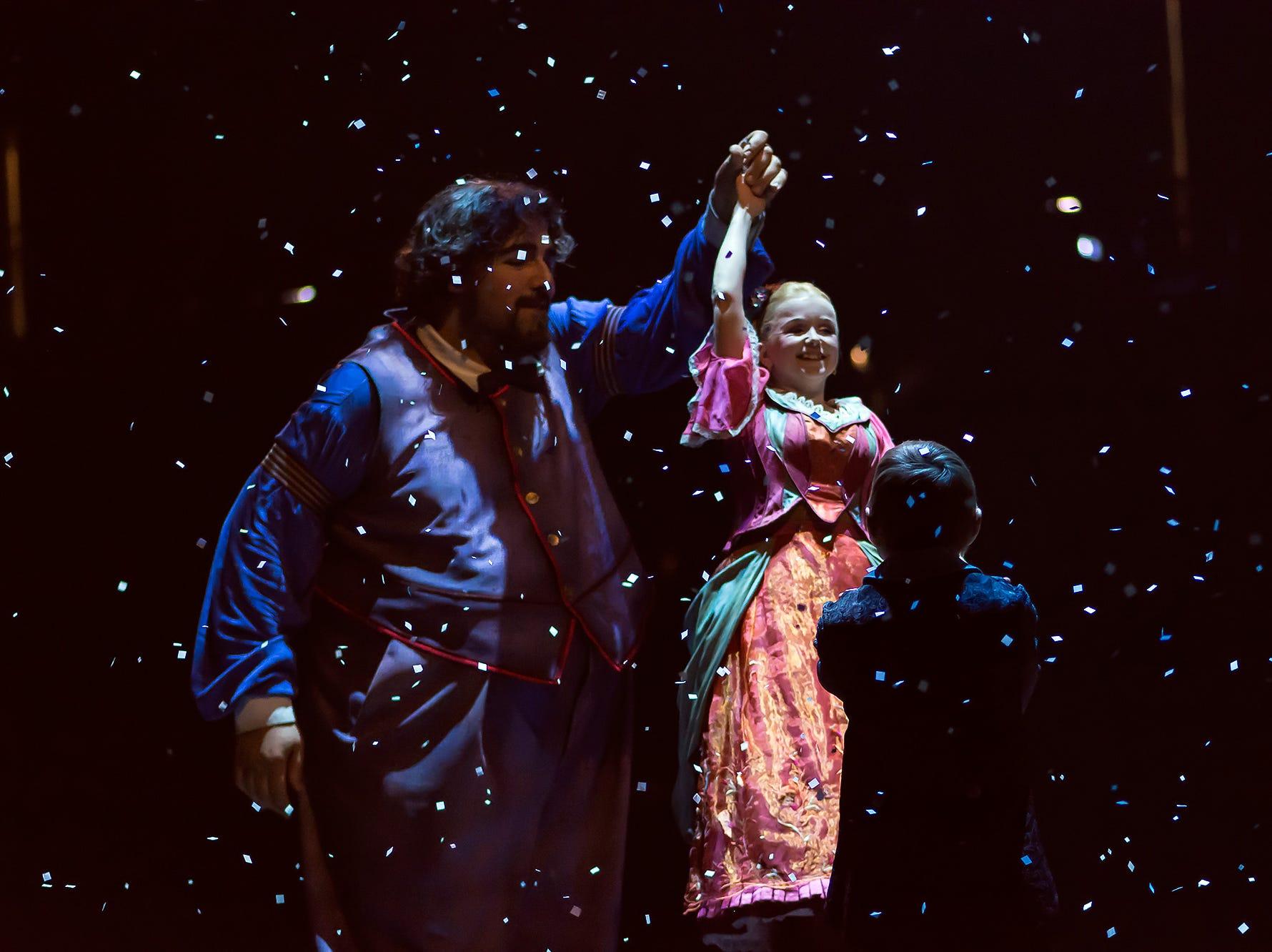"Cirque du Soleil will present ""Corteo"" Jan. 31-Feb. 3 at the FedExForum in Memphis."