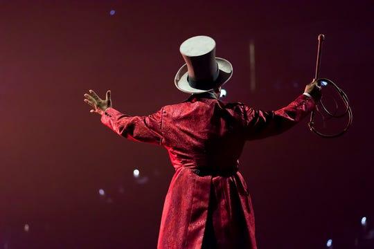 """Cirque du Soleil will present """"Corteo"""" Feb. 14-17 at CenturyLink Center in Bossier City."""