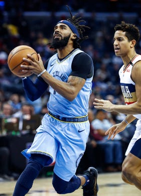 Grizzlies Mike Conley Left Off Nba All Star Game Roster