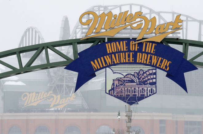Miller Park signage will disappear when American Family takes over naming rights to the Milwaukee Brewers' stadium after 2020.