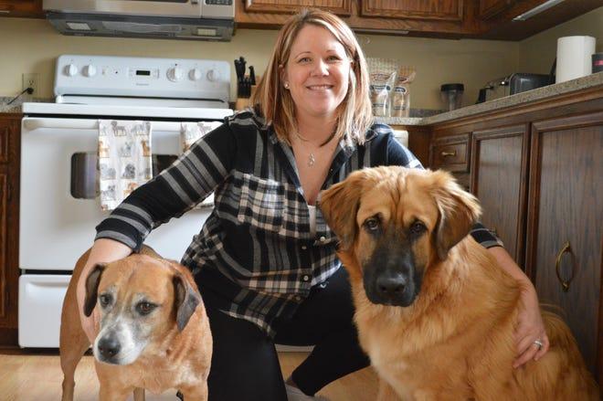 Jenny Schwingle founded Auntie Jennie's Barkery.