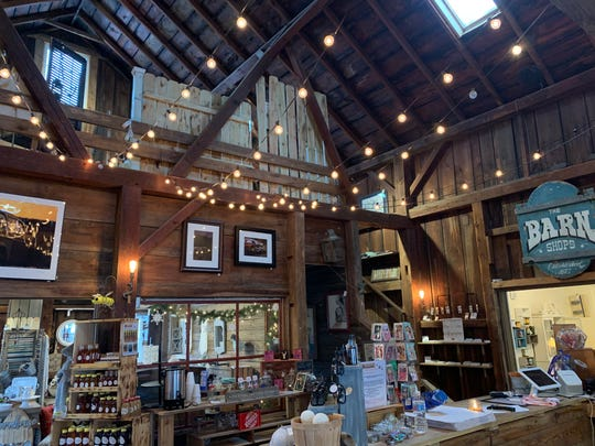 The Bee's Knees Homestead in Stonewood Village has over 50 local vendors with hand made, vintage andrepurposed products.