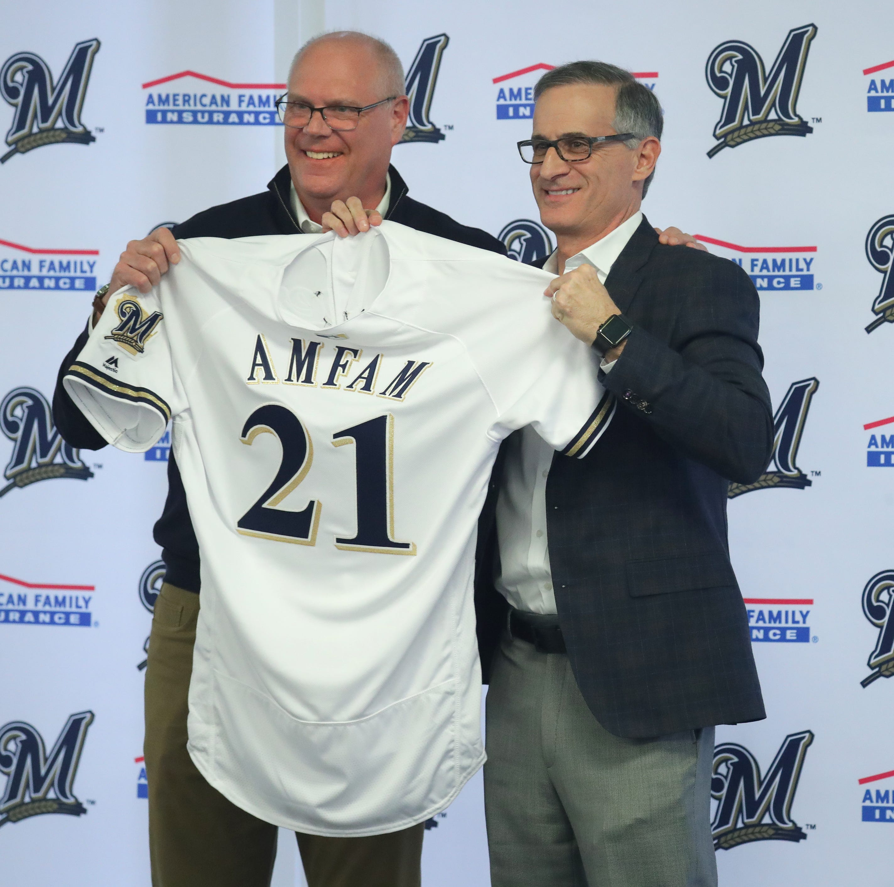 American Family Insurance to replace Miller Brewing Co. as naming rights sponsor for Brewers stadium