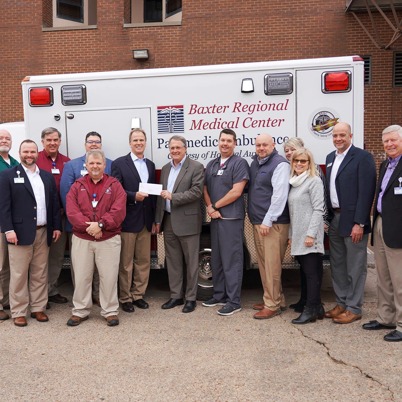 Ritter Endowment donates to Hospital Foundation