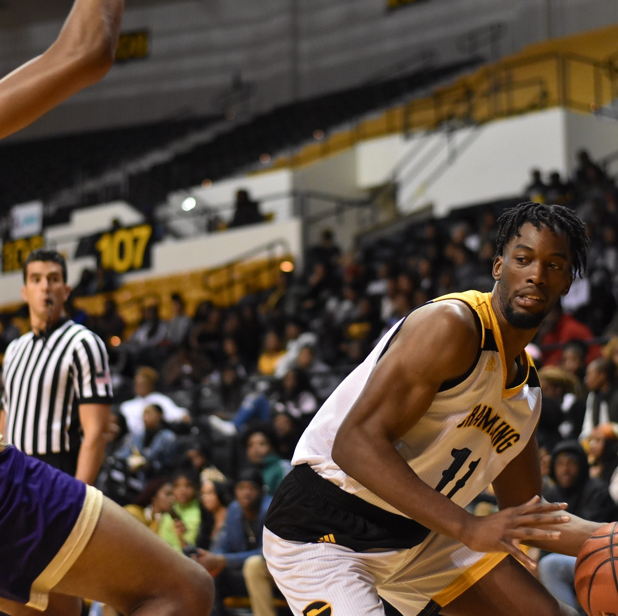 Prairie View cruises past Grambling State