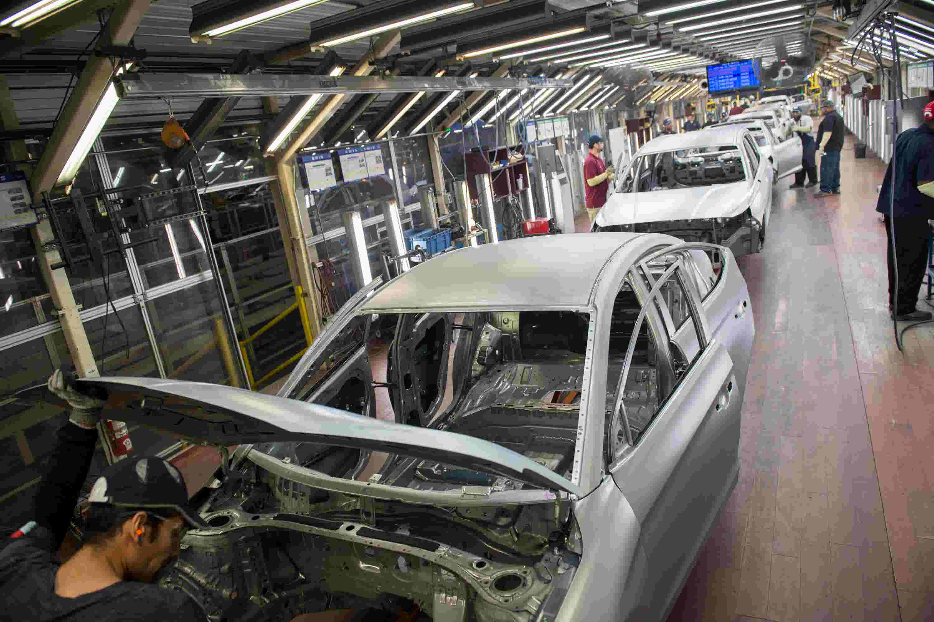 Hyundai discusses tariffs and future production