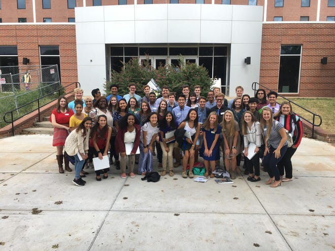 Youth Leadership Rutherford is open to Students all over Rutherford County. Students can apply as high school juniors.