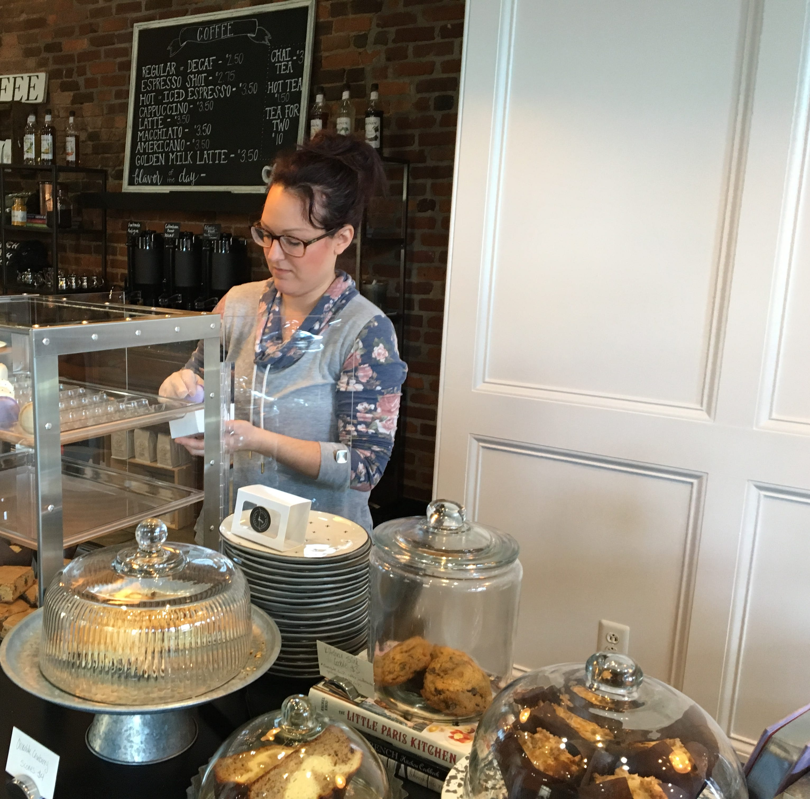 Girl-powered Tasty Table and Olive Branch Bakery now open downtown Murfreesboro