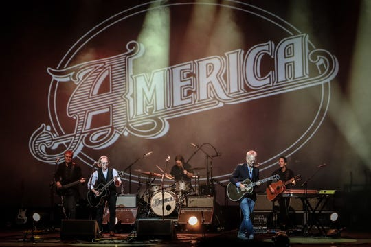 The classic rock band America will perform Jan. 25, 2019, at the Southwest Florida Event Center in Bonita Springs.