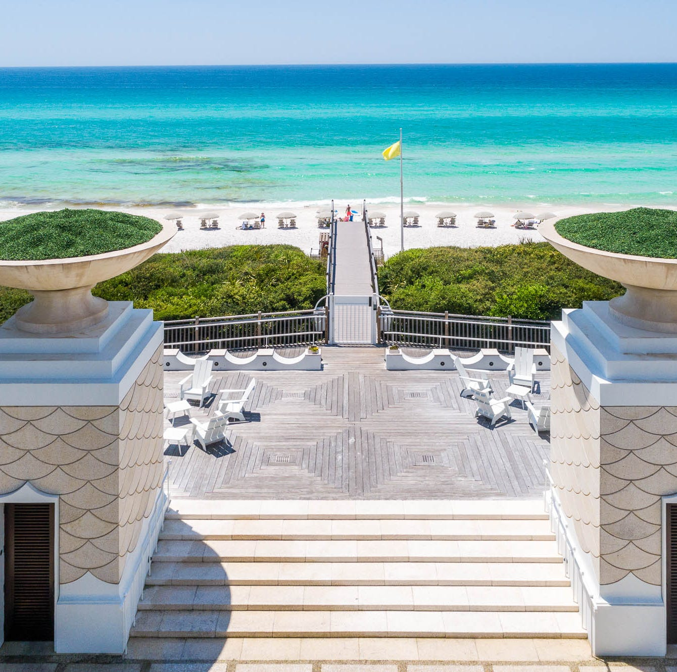 Florida destinations: Alys Beach - An architectural feast on Panhandle