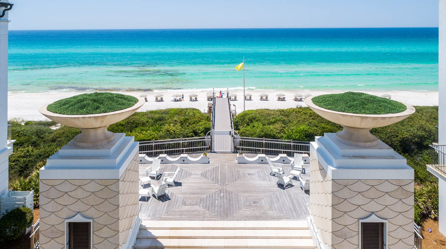 Alys Beach Florida An Architectural Feast On Panhandle