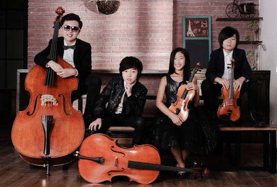 Twisted Strings Music Festival will host a lineup of classically trained musicians, including Joyous Music Ensemble, a group of children and teens from a New York music school who have played internationally and nationally, including at the White House.