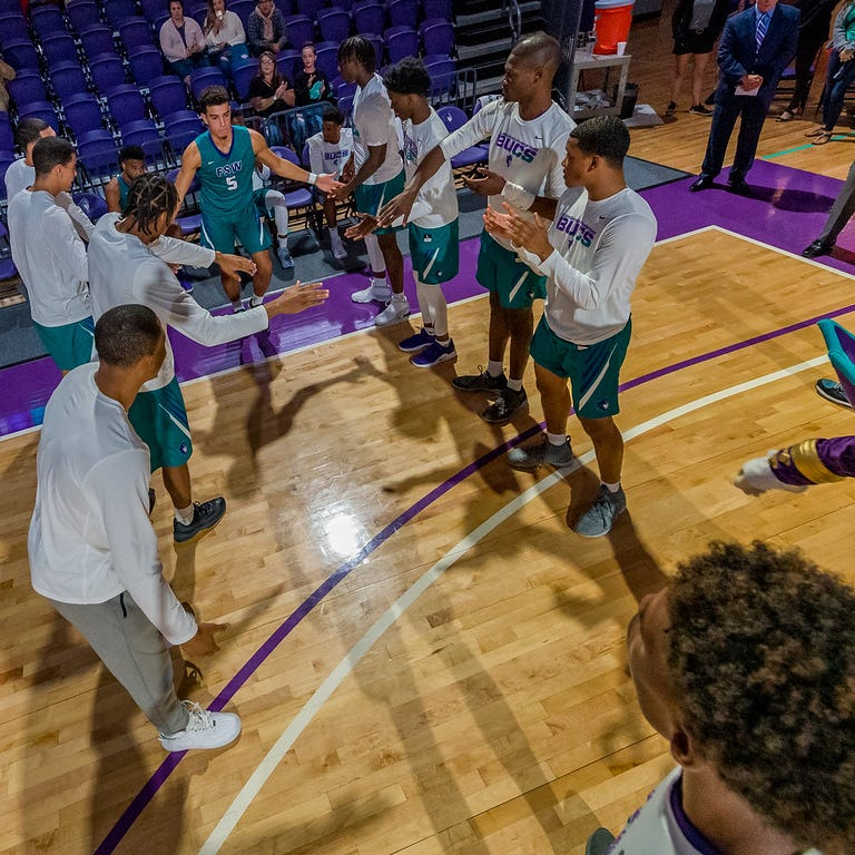 College basketball: Twins Maddox, Mason Daniels make uptempo, second-ranked FSW Bucs go
