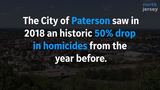 Total crime reported in the city is down from previous years.