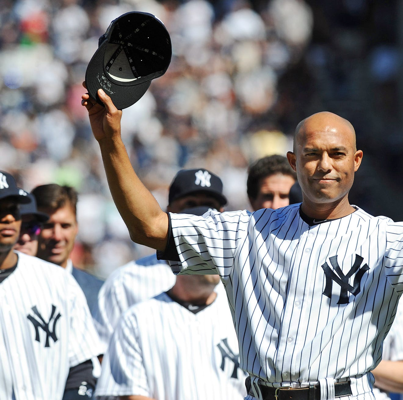 Mariano Rivera becomes first unanimous Baseball Hall of Fame selection