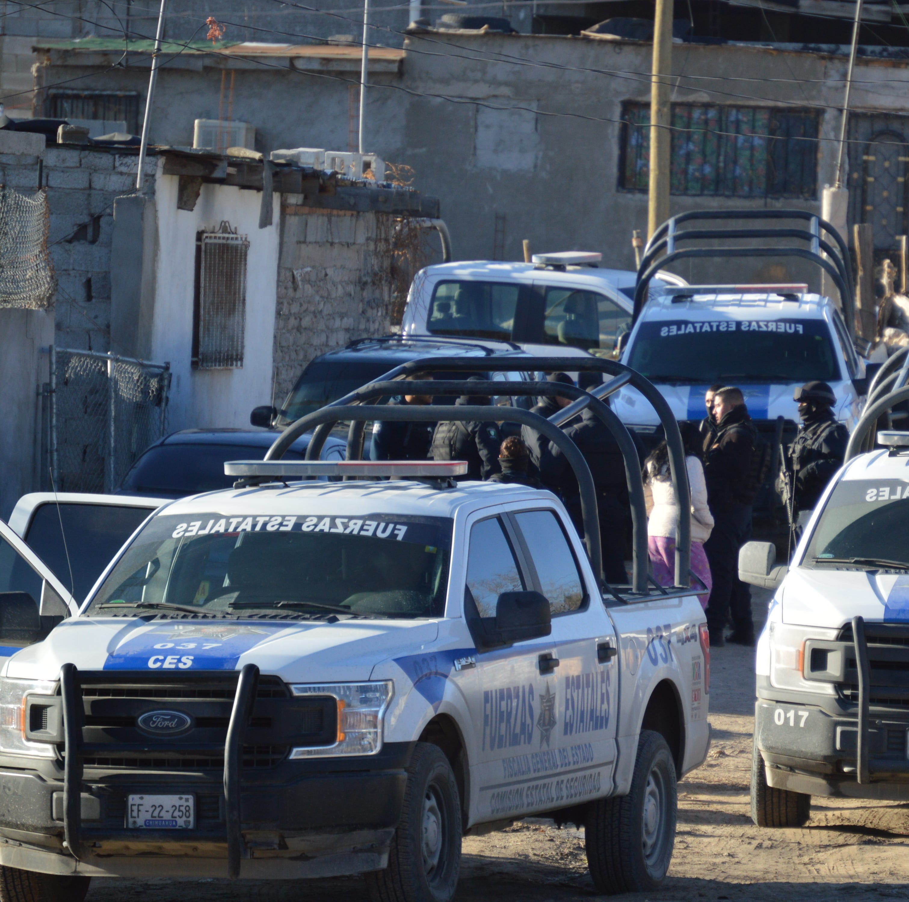 Authorities in Mexico, U.S. find suspected stash house for human trafficking