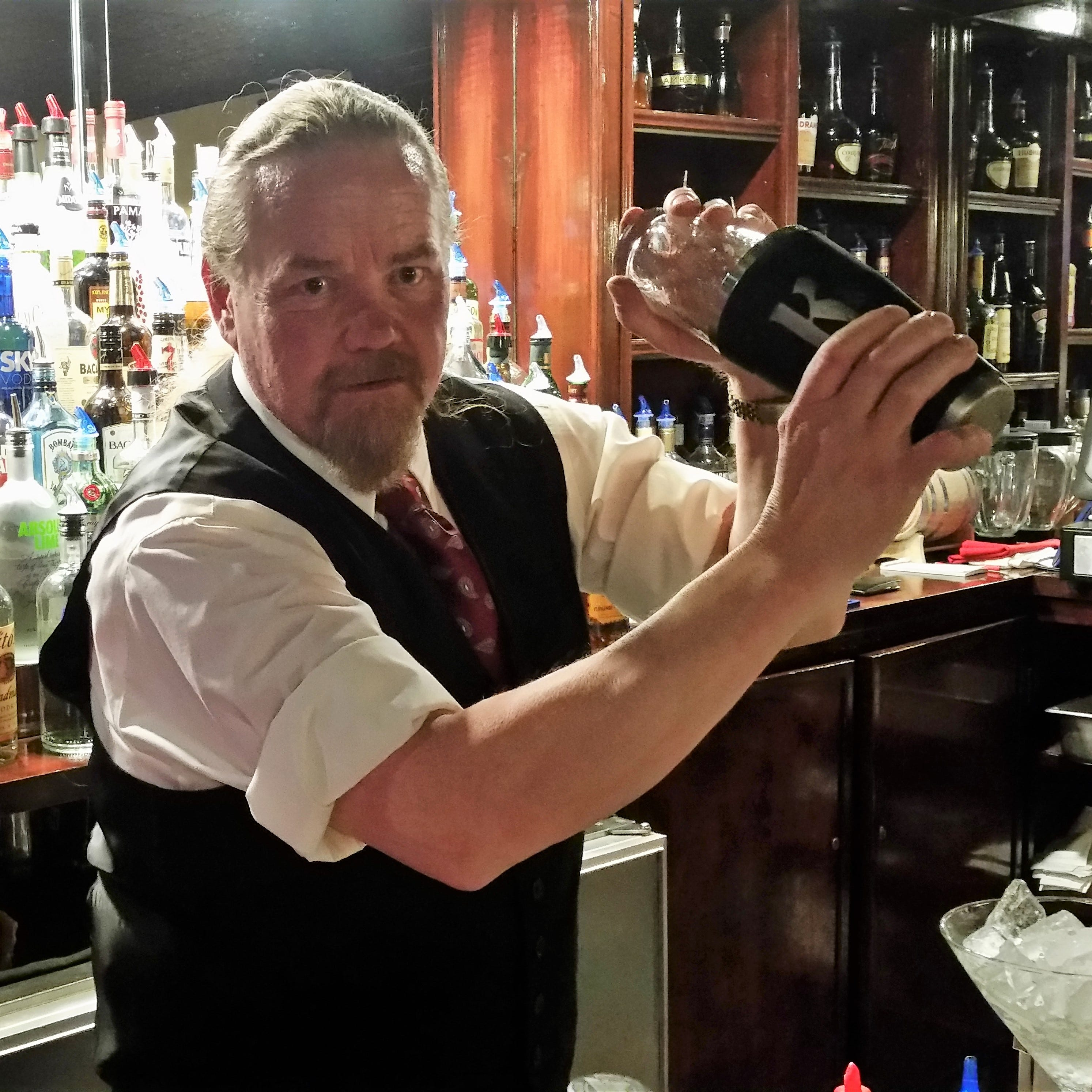 Keithley's Korner: Ed Krause is the man behind the bar at Ranchers