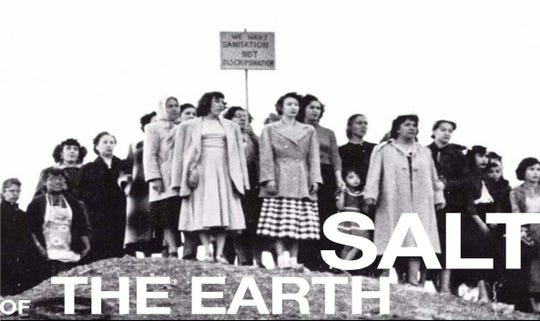 """Salt of the Earth"" will play Jan. 27 in Carrizozo as part of the ENMU-Ruidoso film series."
