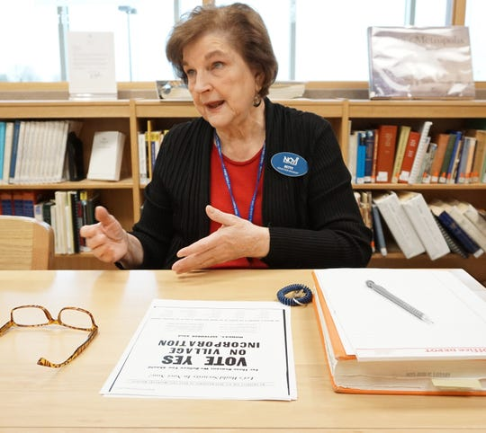 Betty Lang, Novi Public Library's Collection Specialist, talks about Novi's upcoming celebration of becomming a city and its roots in beginning as a small west Farmington outpost.