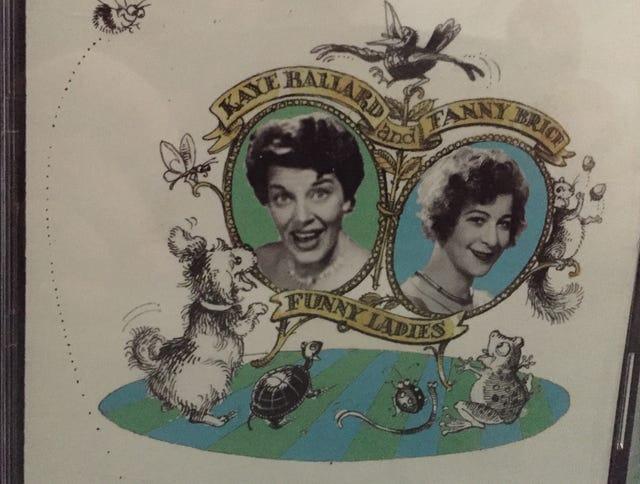 6ad5d9a9c Mothers-In-Law' star and Broadway veteran Kaye Ballard dies at 93